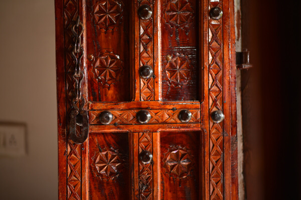 Decor Traditional Hand Carved Doors